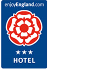 Enjoy England Silver Award and 3 Star Hotel